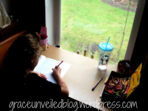 Homeschooling with a View!